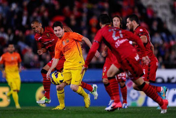 El Barcelona dejó atrás la derrota a media semana en la Champions League...