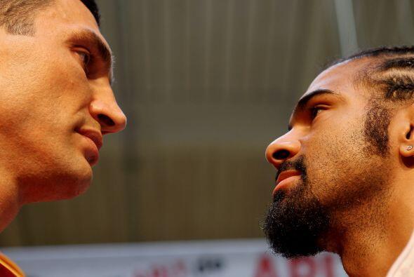 Esta es la primera unificación de los pesados desde que Klitschko obtuvo...