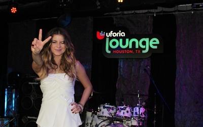 Sofía Reyes en Uforia Lounge