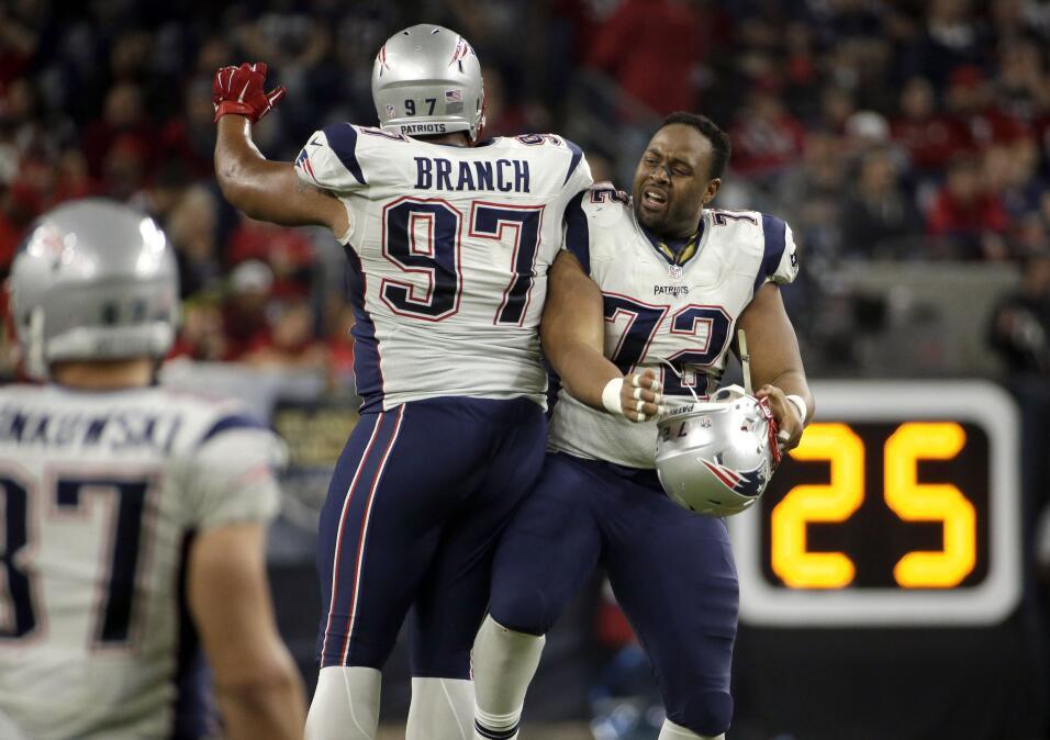 Los Patriots dominaron de principio a fin en una victoria como visitante...