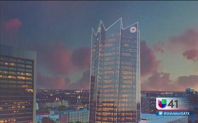 Rascacielos al centro de la ciudad, será el nuevo atractivo de San Antonio