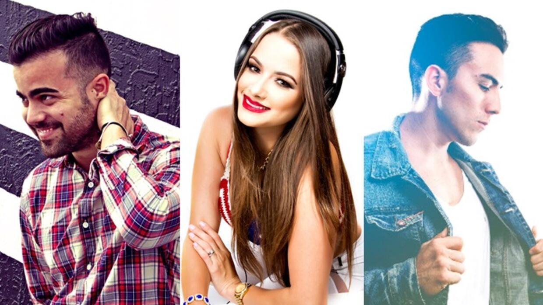 DJ Carolina, DJ Alen Sarell y DJ Marcos Casassa están en la contienda.