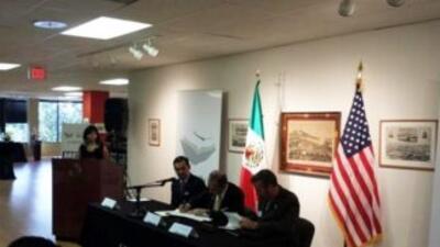 Foto: Consulado General de México en Dallas