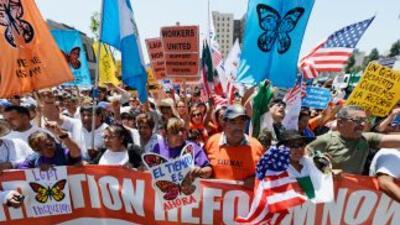 La reforma migratoria en manos de la Cámara de Representantes