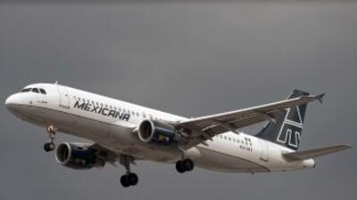 """Luego de más de año y medio de estar en """"tierra"""", Mexicana de Aviación y..."""