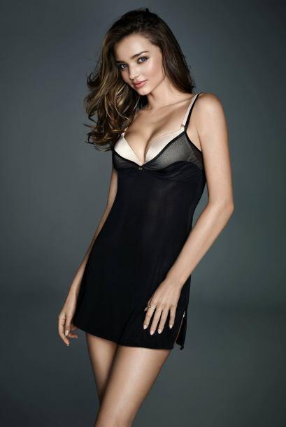 La australiana se ha convertido en una de las modelos más solicitadas.