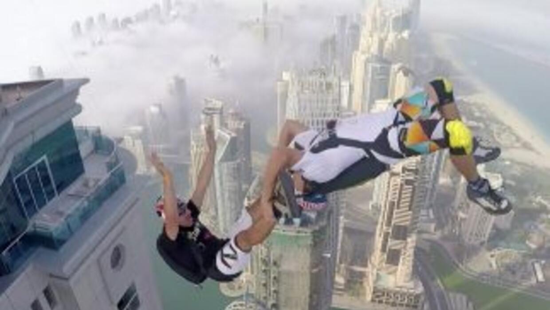 ¿Pensabas que Dubai no podía ser más extravagante? Espera a que veas más...
