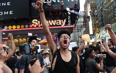 ¿Qué garantía de seguridad tendrán los inmigrantes en las marchas del pr...