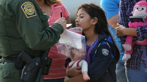 Más del 70% de los niños migrantes arrestados en el 2014 son originarios...
