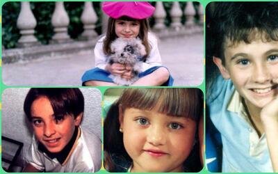 Eran famosos niños actores, ¿dónde quedaron?