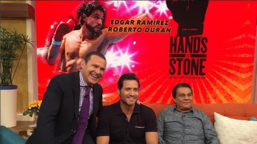 hands of stone Despierta América