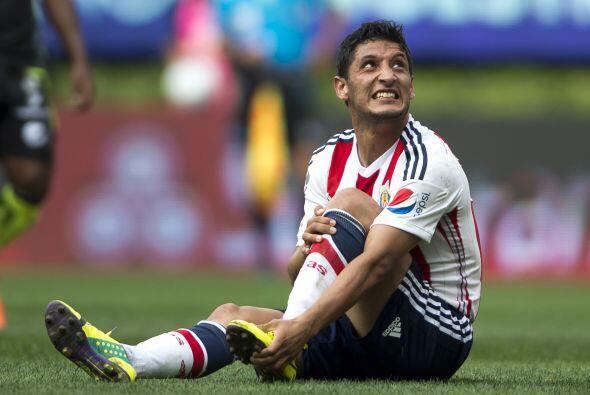 Ángel Reyna: El jugador fue una decepción tanto para las Chivas como el...
