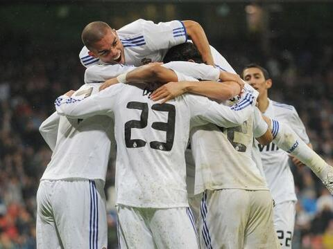 Ante las críticas surgidas a últimas fechas, Real Madrid v...