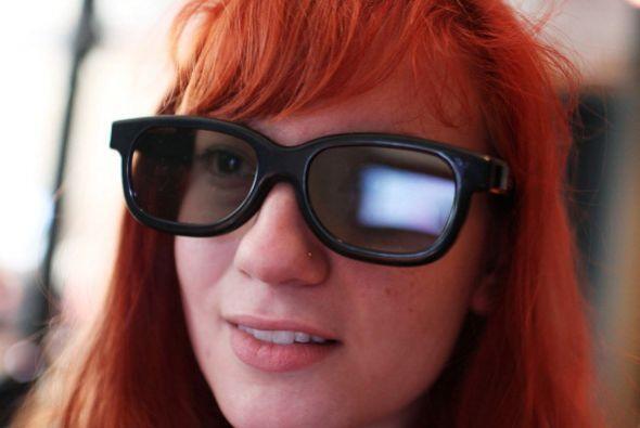 Prácticamente ninguna televisora transmite utilizando la tecnología 3D.