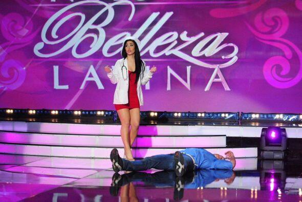 Esta chica mezcló su profesión de enfermera con su talento para la actua...