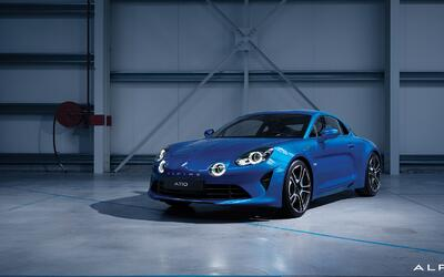 En Video: Alpine revive al clásico y bellísimo A110