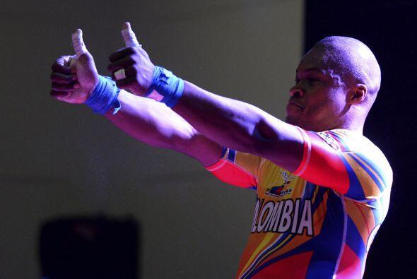 El colombiano Wilmer Torres y el cubano Javier Enrique Vanega ganaron el...