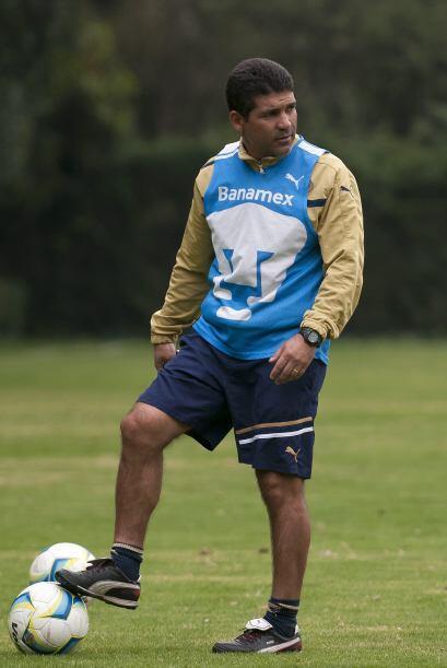 Torres Servín llegó hasta la Jornada 8 del Apertura 2013 s...