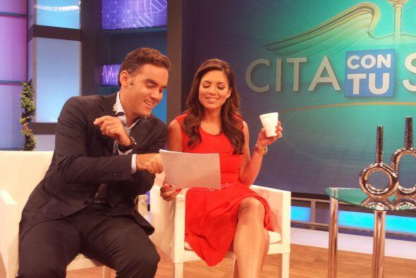 Cita Con Tu Salud - Show1 - Behindscenes
