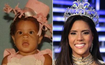 Muchos no veían a la dominicana en un certamen de belleza. Su talento, c...