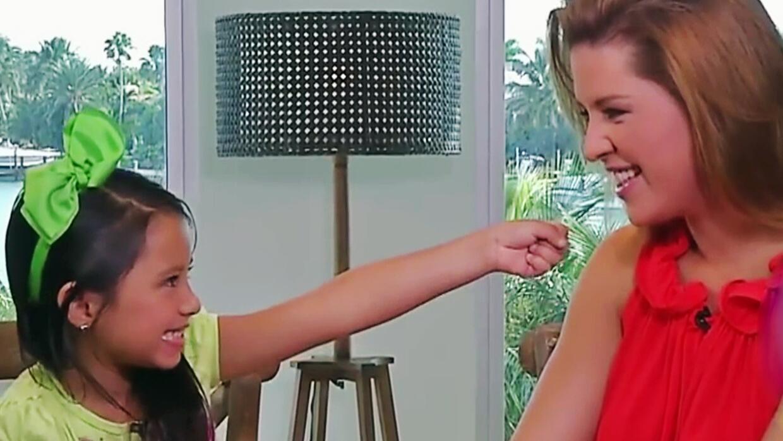 El mejor momento de su vida: Alicia Machado recordó cuando fue entrevist...