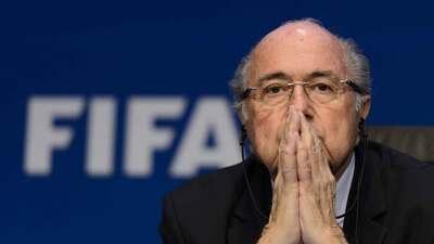 Gran Bretaña plantea boicot a Mundial 2018 si Blatter no renuncia a FIFA...