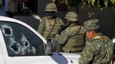 Los zetas son uno de los grupos que han sembrado el terror en México.