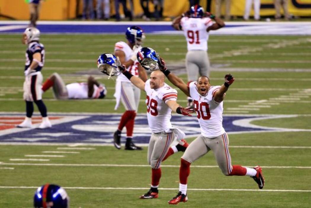 Inmediatamente después de concretarse el triunfo de los Giants, fue uno...