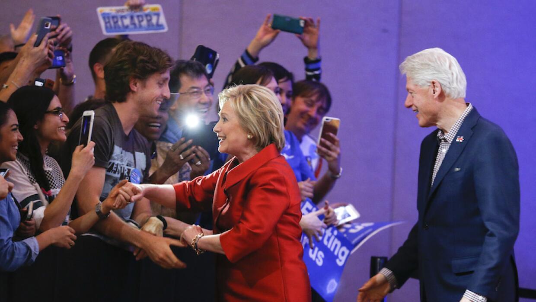 Bill Clinton, primer amigo
