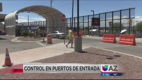 Autoridades migratorias podrían revisar teléfonos celulares