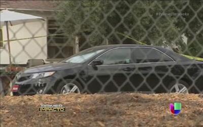 Niño hispano murió encerrado en el auto de sus padres