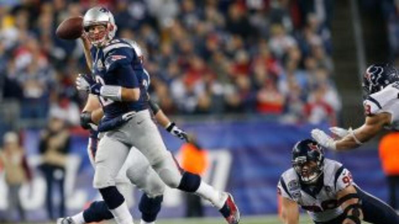 Luego de la apabullante victoria de los Patriots en la campaña regular,...