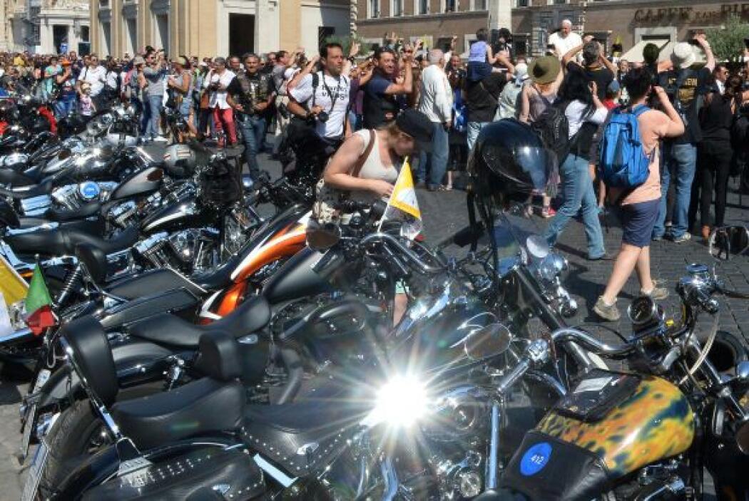 Cruzar el Rubicón y tomar Roma a lomos de una Harley-Davidson ha supuest...