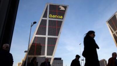Bankia podría reducir 6 mil empleados de su plantilla laboral.