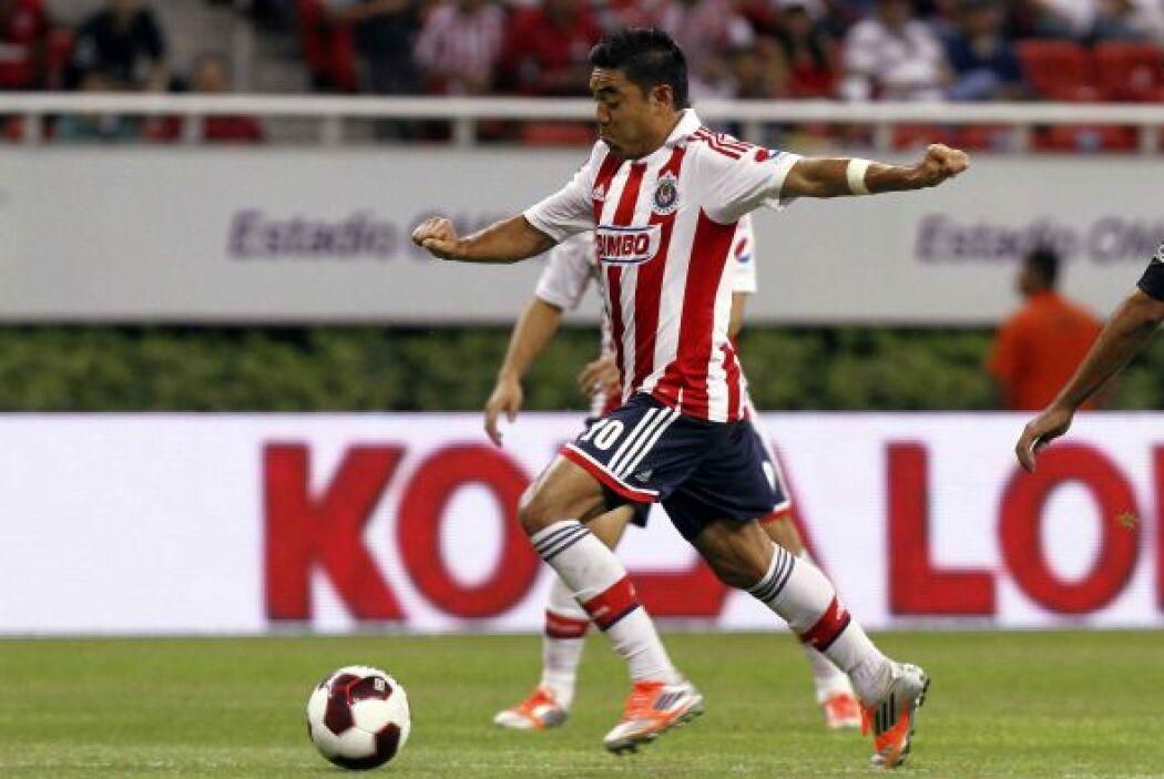 Para el 2012 el nombre de Marco Fabián de la Mora se volvió sinónimo de...