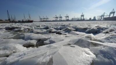 Calentamiento global podría hacer desaparecer el hielo del &Aacut...