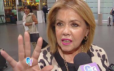Silvia Urquidi armó tremendo enredo contando las propiedades que tiene d...
