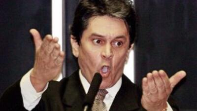 Jefferson, jefe del Partido Laborista Brasileño (oficialista), delató la...