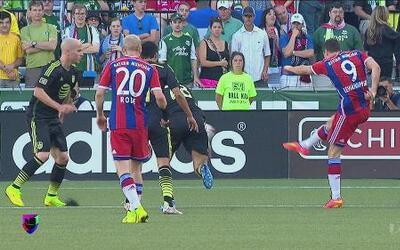 Las estrellas de la MLS vencieron al Bayern Munich por 2-1