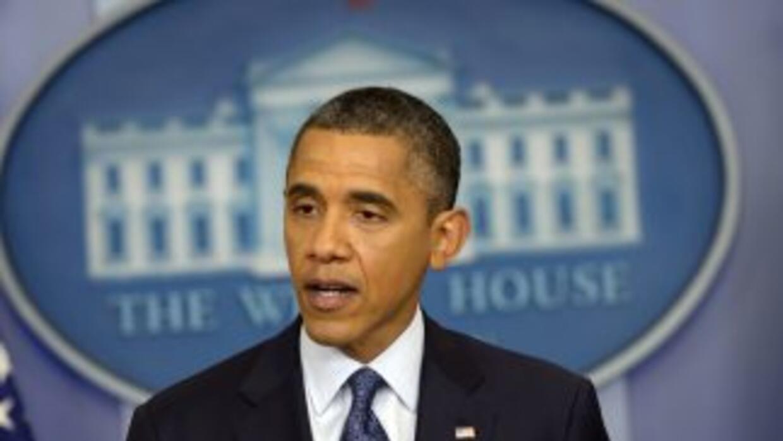 """El presidente Obama dijo que habrá """"tolerancia cero"""" con la filtración d..."""