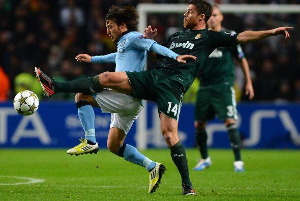 El City estaba obligado a vencer a los españoles para aún tener posibili...