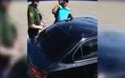 Cuestionan arresto de la Patrulla Fronteriza en vecindario de Tucson