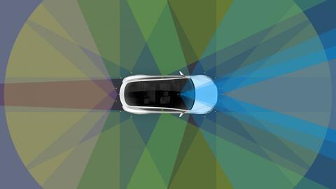 La nueva versión del sistema Autopilot de Tesla es absolutamente autónoma