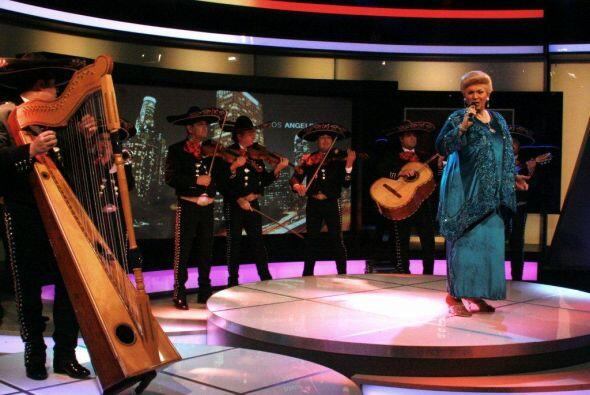 Aunque Paquita no era la original sus canciones causaron que más...