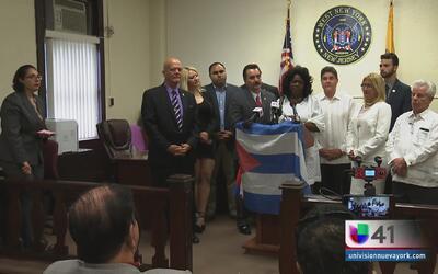Berta Soler llama a defender los derechos humanos en Cuba