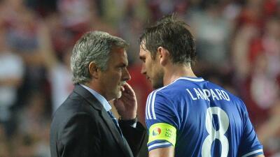 Mourinho y Lampard