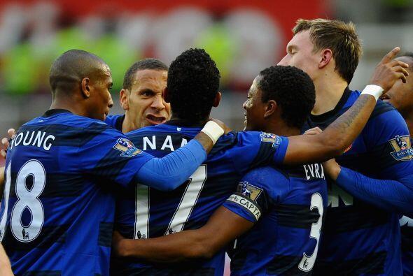 El delantero portugués se destacó y demostró que su...