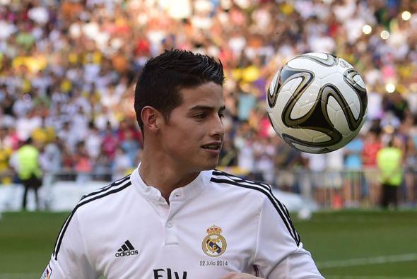 Rodríguez deberá convertirse en el socio ideal de Cristiano Ronaldo, Ben...