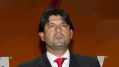 José Saturnino Cardozo se va contento con el cero a cero.