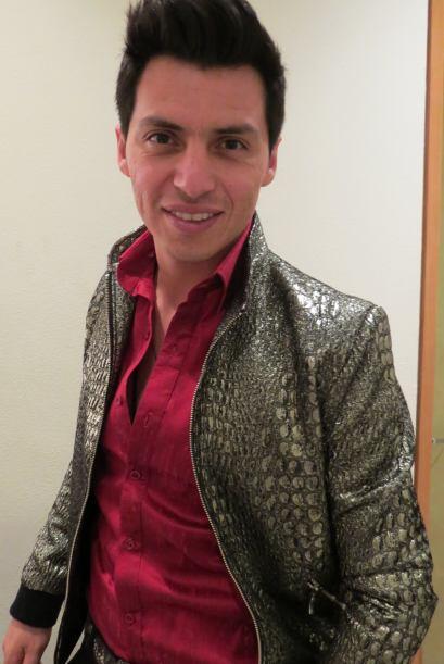 Mario Pacheco tendrá una sorpresa con El Dasa.
